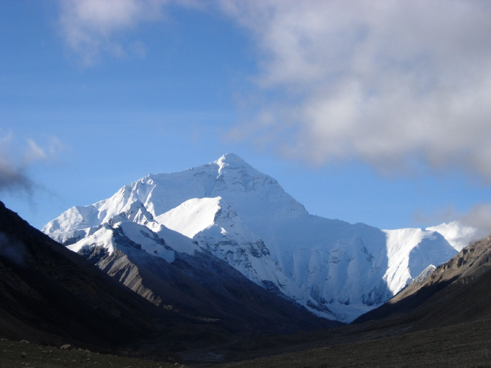 照片:Mt. Everest