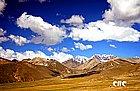 雪域风光图片-西藏日喀则