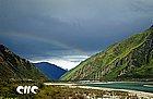 雪域风光图片-西藏江南林芝
